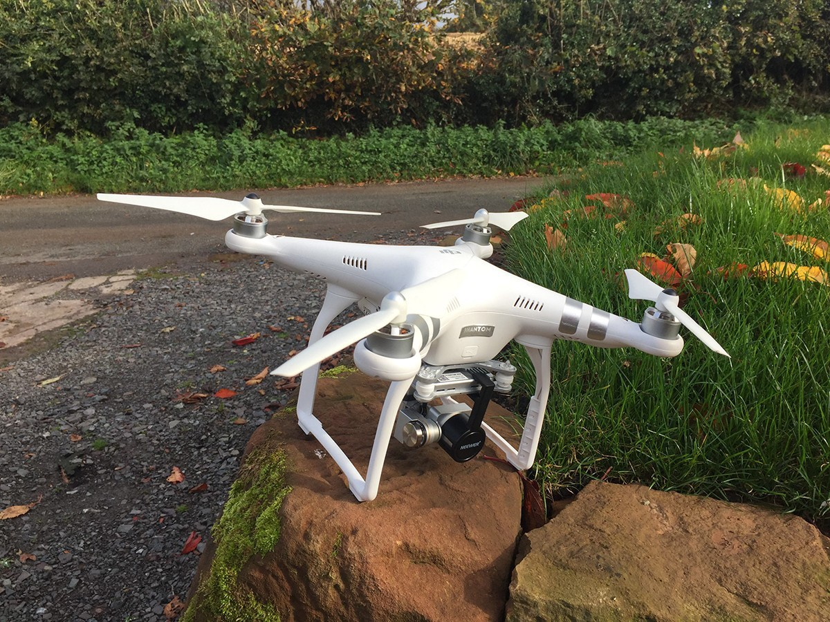 Drones for Mapping service