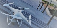 Developments in UAV or drone surveying and services