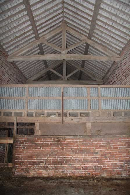 Roof Truss and Beams